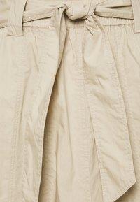 Marc Cain - A-line skirt - hazel wood - 2