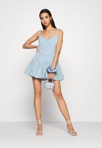 Tiger Mist - BIJOU DRESS - Denní šaty - blue - 1
