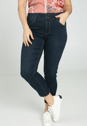 Slim fit jeans - denim