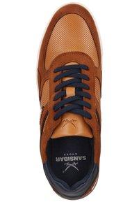 Sansibar Shoes - Sneakers laag - mittelbraun - 3