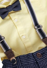 Next - SET  - Shorts - yellow - 3