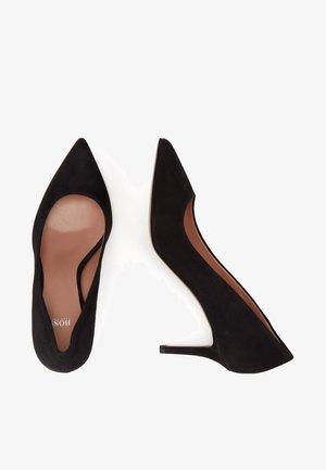 EDDIE - Classic heels - black