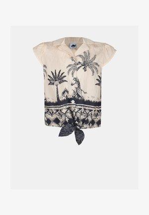 VERDI BLOUSE - Button-down blouse - off white