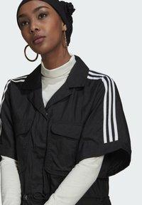 adidas Originals - Shirt dress - black - 3