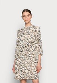 Marc O'Polo DENIM - Shirt dress - multi/sunlight - 0