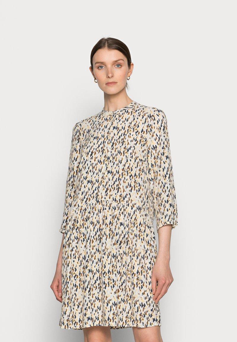 Marc O'Polo DENIM - Shirt dress - multi/sunlight