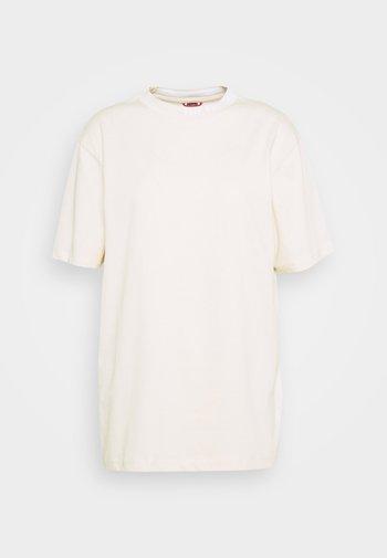 ZUMU TEE - Basic T-shirt - pink tint