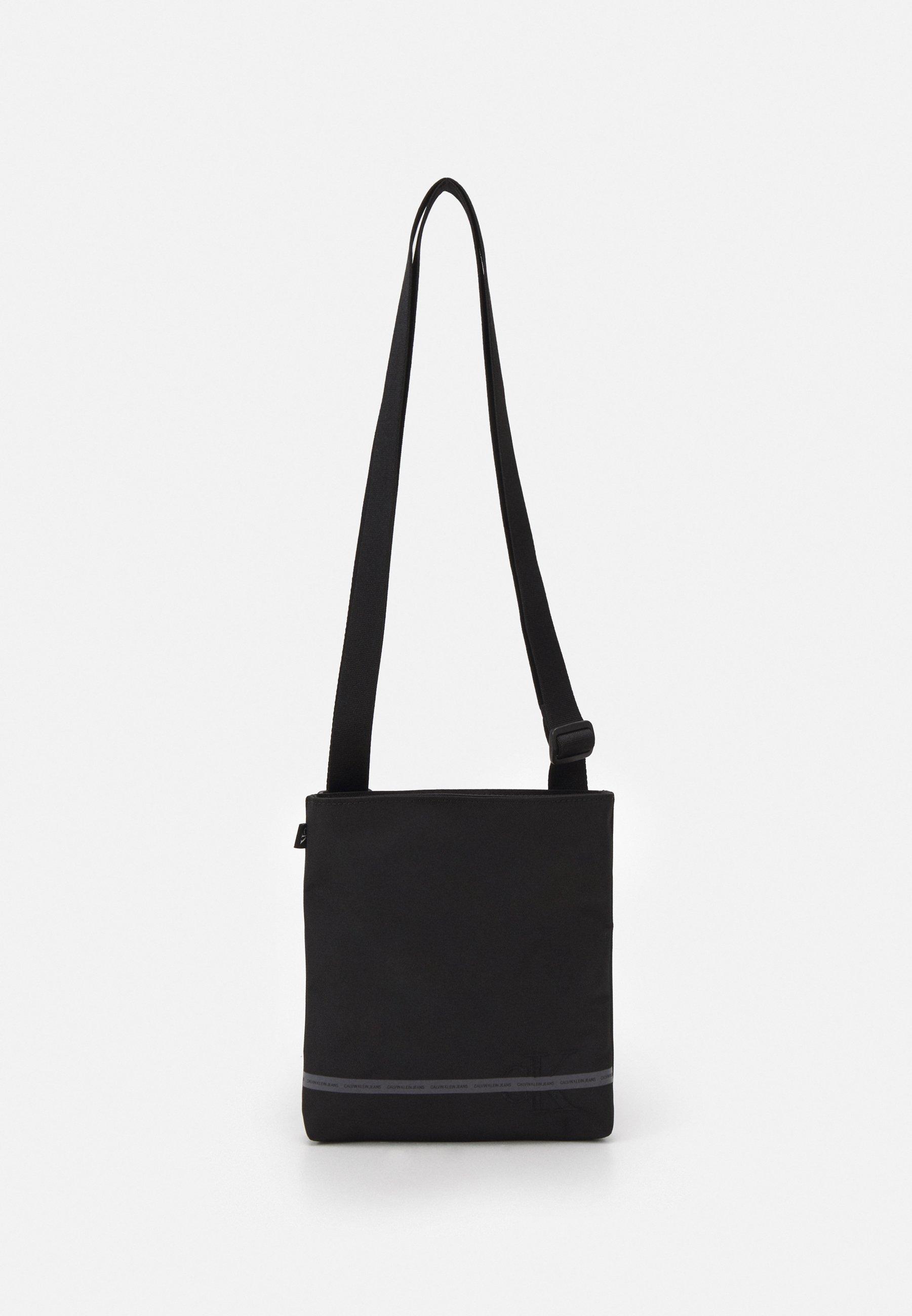 Men SPORT ESSENTIAL FLATPACK TAPE UNISEX - Across body bag