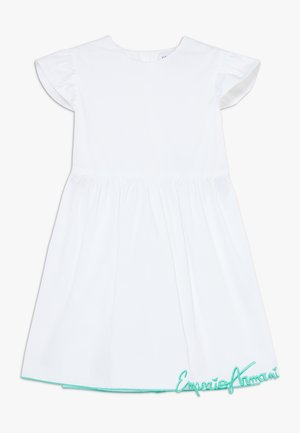 DRESS - Cocktailjurk - bianco
