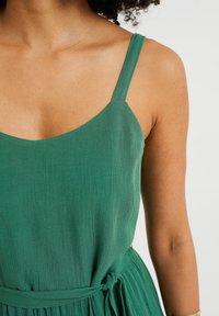 WE Fashion - Maxi dress - green - 4