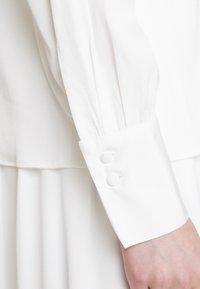 IVY & OAK BRIDAL - BRIDAL BLOUSE - Bluser - snow white - 6