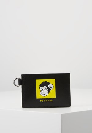 EXCLUSIVE MONKEY CARD WALLET - Geldbörse - black