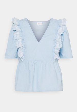 VIOLGA - Blouse - cashmere blue
