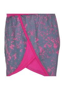 Under Armour - Sports shorts - blu - 2