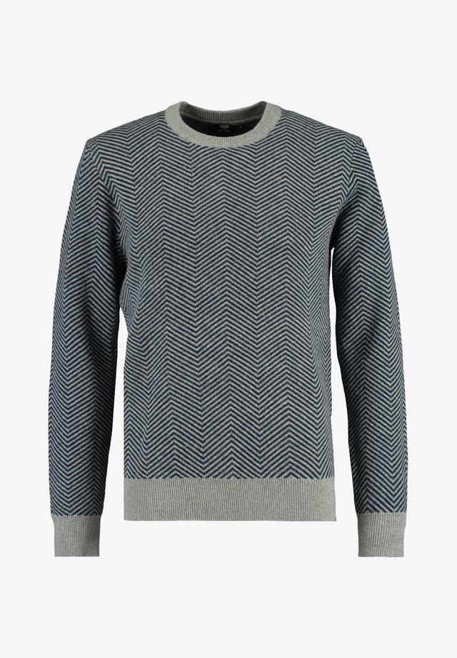 Trui - dark grey melange