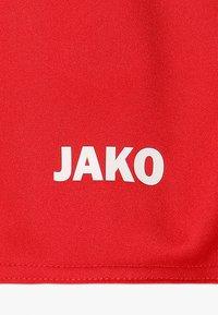 JAKO - MANCHESTER 2.0 - Sports shorts - rot - 3