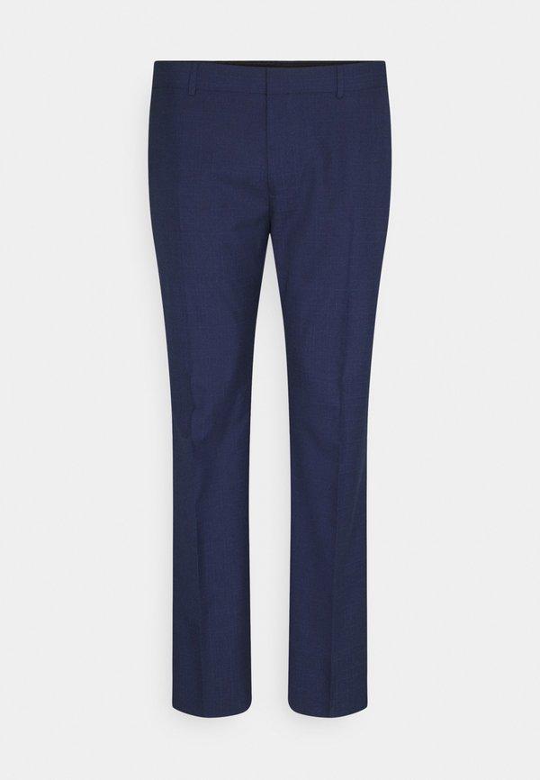 Isaac Dewhirst Garnitur - blue/niebieski Odzież Męska JJIR