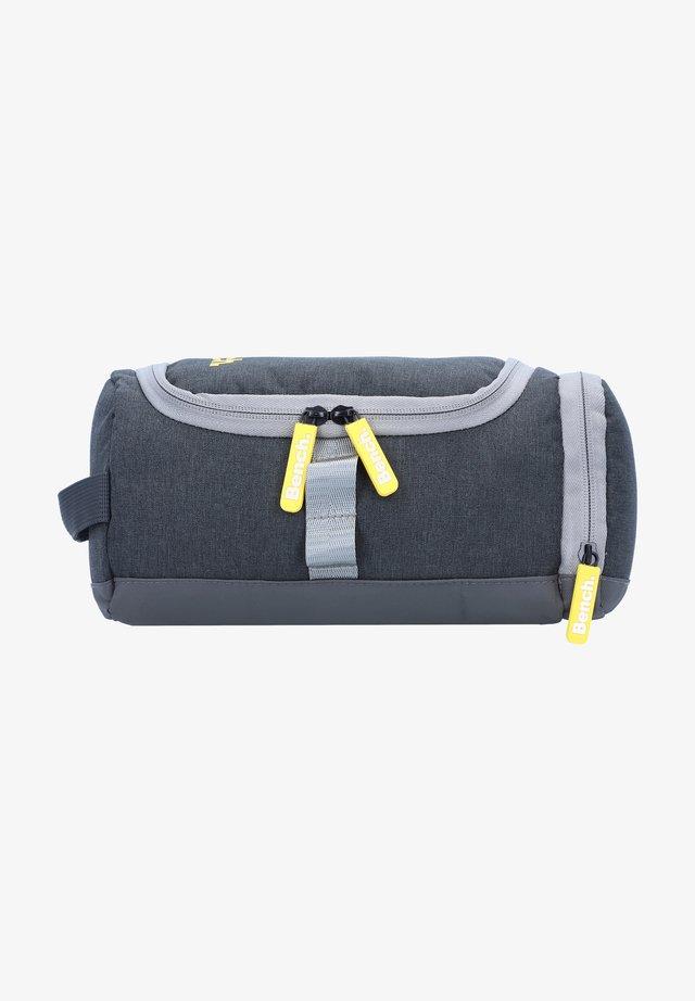 Wash bag - dunkelgrau