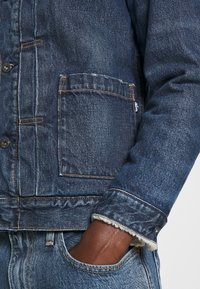 Levi's® Made & Crafted - LMC TYPE TRUCKER - Jeansjacka - blue - 5