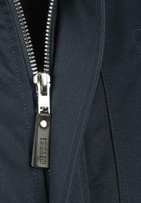 Solid - WALLACE - Light jacket - dark blue - 5