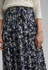 Esprit - Maxi skirt - navy - 3