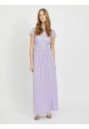 Suknia balowa - lavender