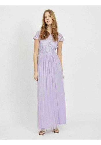 Vestido de fiesta - lavender