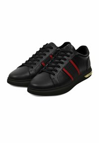Ed Hardy - BLADE LOW TOP - Trainers - black - 2