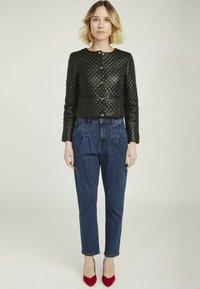 NAF NAF - MENP - Jeans Tapered Fit - blue - 1