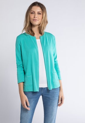 Summer jacket - helles smaragd