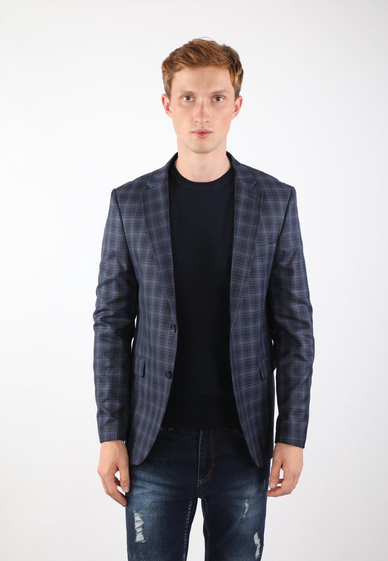 Felix Hardy - Blazer jacket - navy