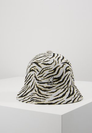 CARNIVAL CASUAL - Hatt - white/black