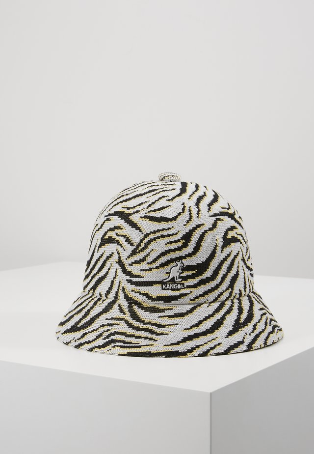 CARNIVAL CASUAL - Cappello - white/black