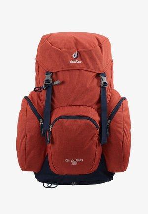 GRÖDEN 32 - Backpack - lava/navy