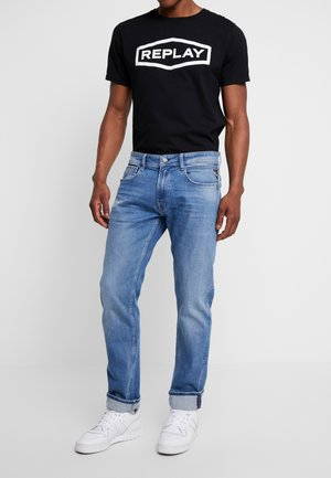 ROCCO - Jeans a sigaretta - medium blue