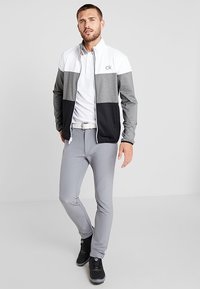 Calvin Klein Golf - GENIUS TROUSERS - Sports shorts - silver - 1