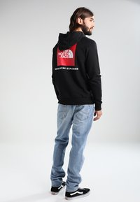 The North Face - REDBOX HOODIE - Hoodie - black - 2