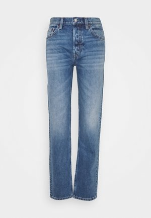 LONG HIGH RISE STRAIGHT  - Straight leg jeans - greed