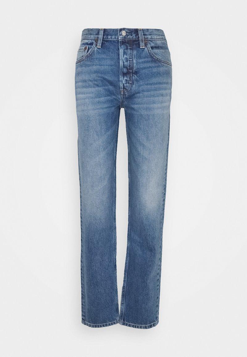 Boyish - LONG HIGH RISE STRAIGHT  - Jeans a sigaretta - greed