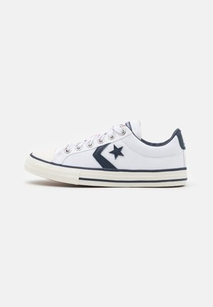 STAR PLAYER UNISEX - Baskets basses - white/obsidian/egret