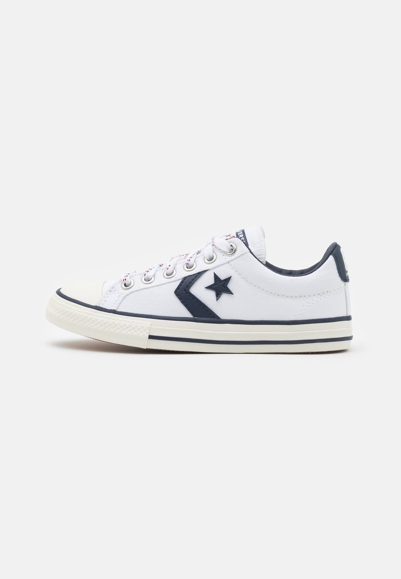 Converse - STAR PLAYER UNISEX - Sneakers laag - white/obsidian/egret