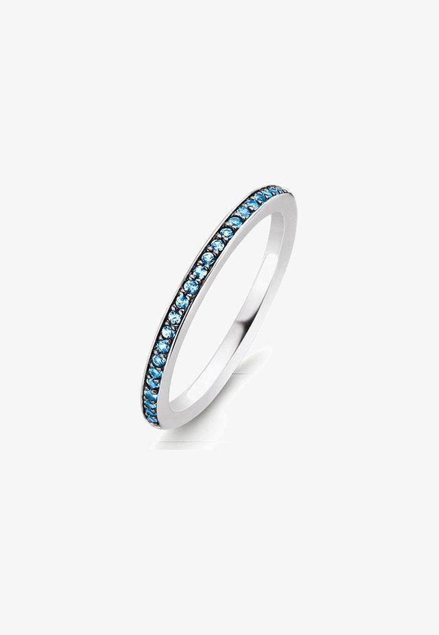 TI SENTO - MILANO  - Ring - blau