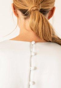 IVY & OAK BRIDAL - Maxi dress - snow white - 4