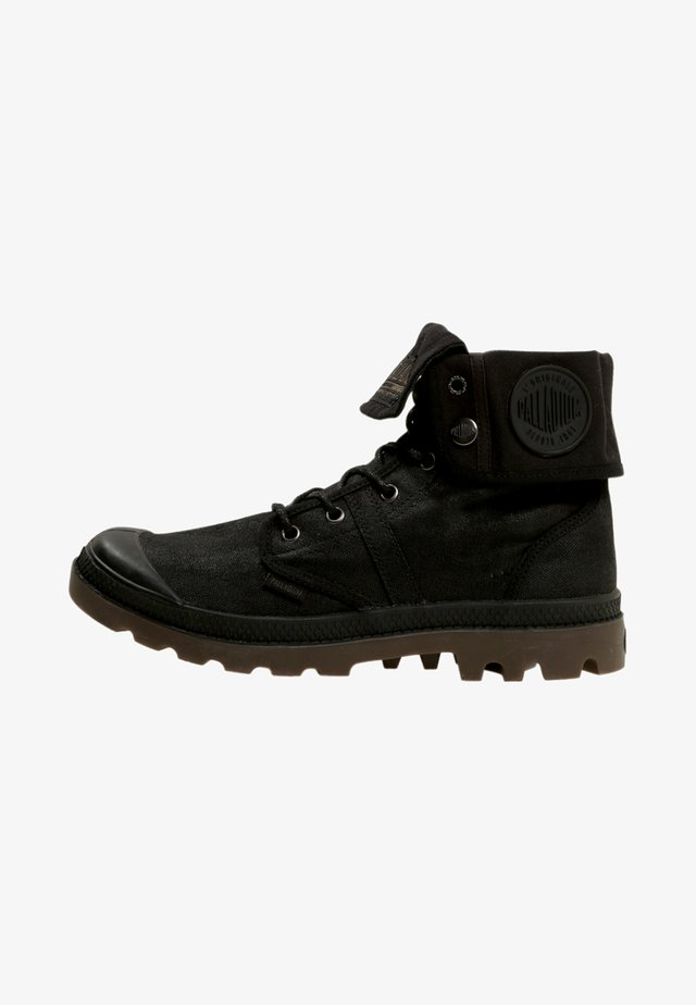 PALLABROUSE BAGGY WAX  UNISEX - Veterboots - black