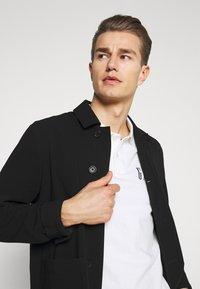 GAP - LOGO - Polo shirt - optic white - 3