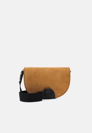 LELA - Across body bag - caramel