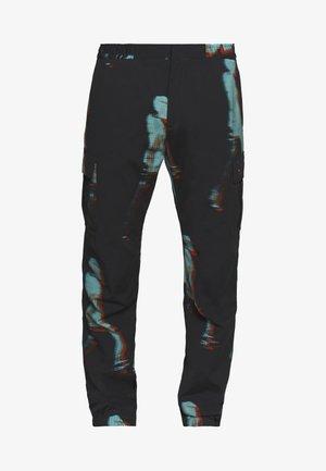 GENTS COMBAT TROUSER WALKER - Cargo trousers - dark blue