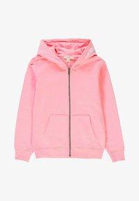 Esprit - Zip-up hoodie - light pink - 0
