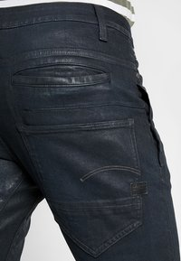 G-Star - D-STAQ 3D SLIM - Slim fit jeans - elto superstretch - dk aged waxed cobler - 5