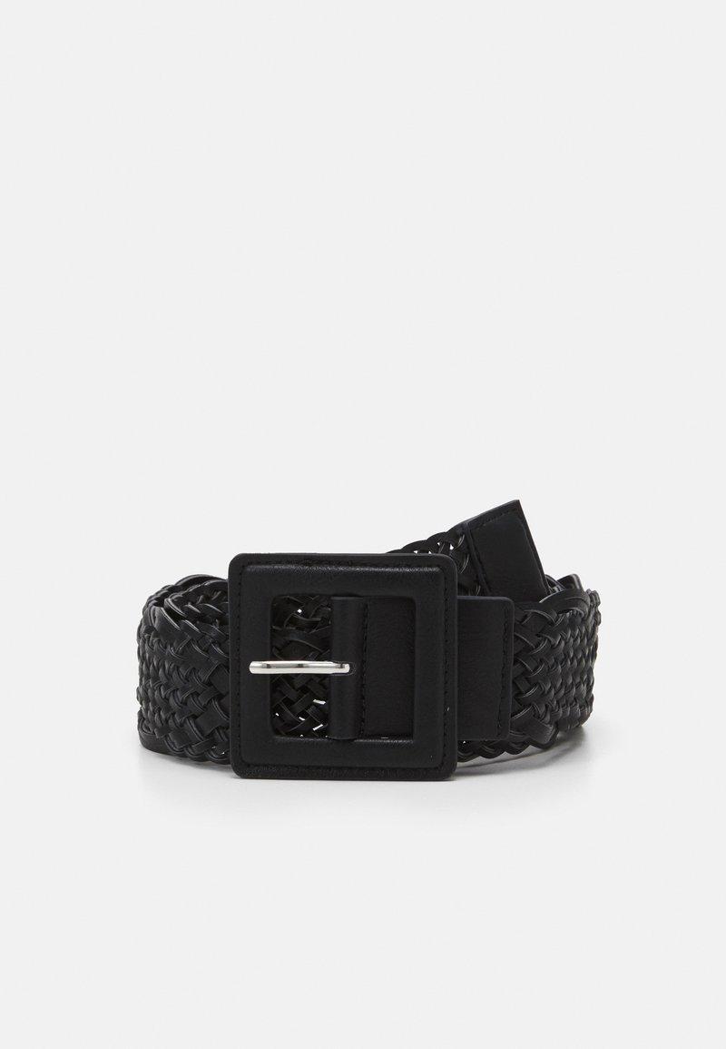 NAF NAF - STRESSY - Belt - noir
